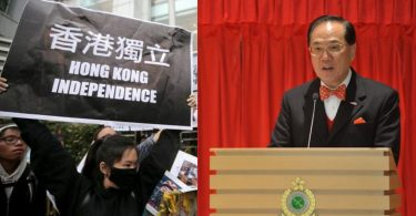 donald tsang hong kong independence