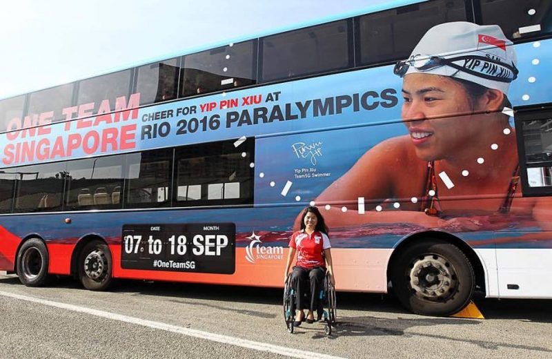 Singapore Paralympics