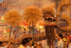 Tai Hang fire dragon