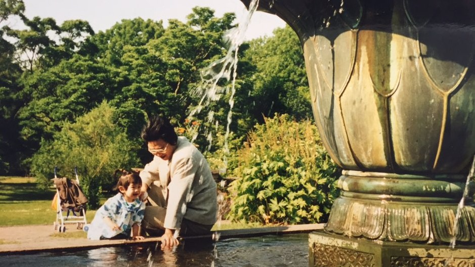 gui minhai and daughter angela