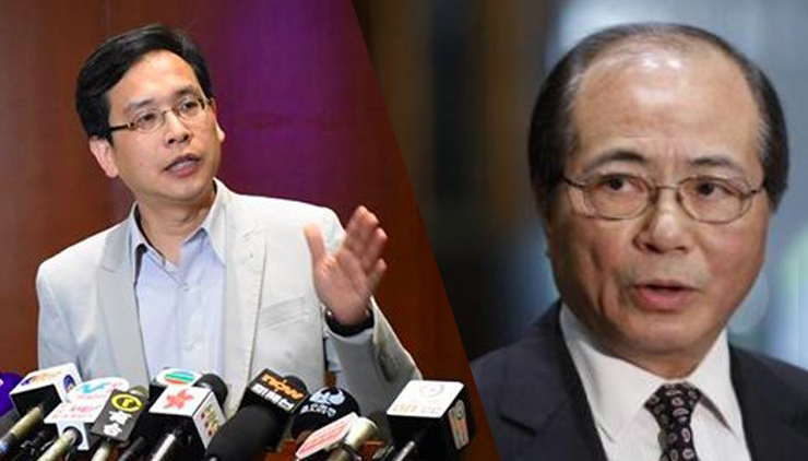 ... will commence after dispute is solved, says CY | Hong Kong Free Press