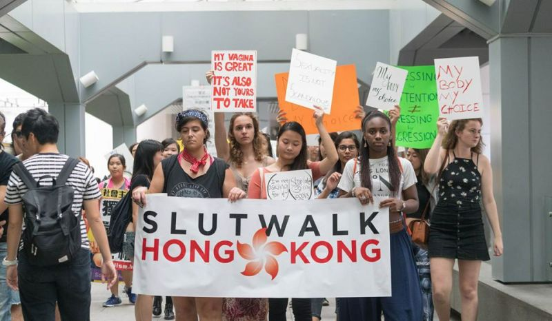 slutwalk hong kong