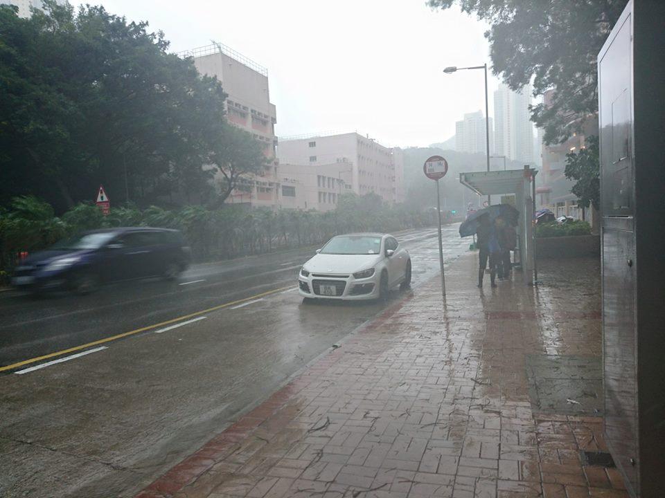 heavy rain typhoon 3