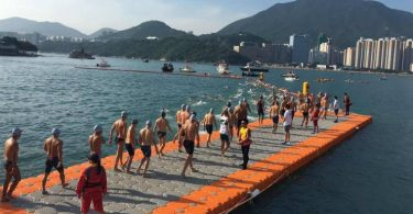 harbour swim