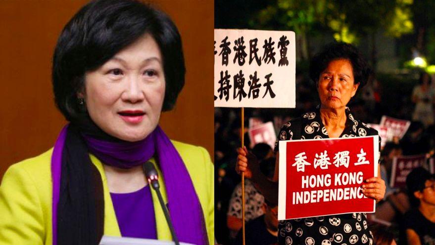 regina ip cy leung independence