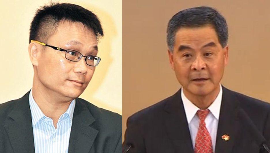 Andrew Fung Wai-kwong CY Leung