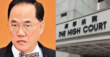 donald tsang high court