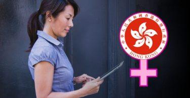 hong kong feminism woman work