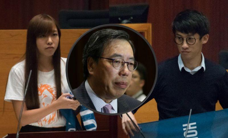 youngspiration judicial review leung