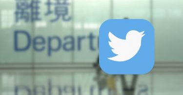 twitter leave hong kong