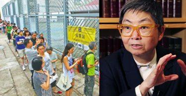 margaret ng shadow election chief executive