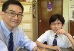 wah yan principal and student