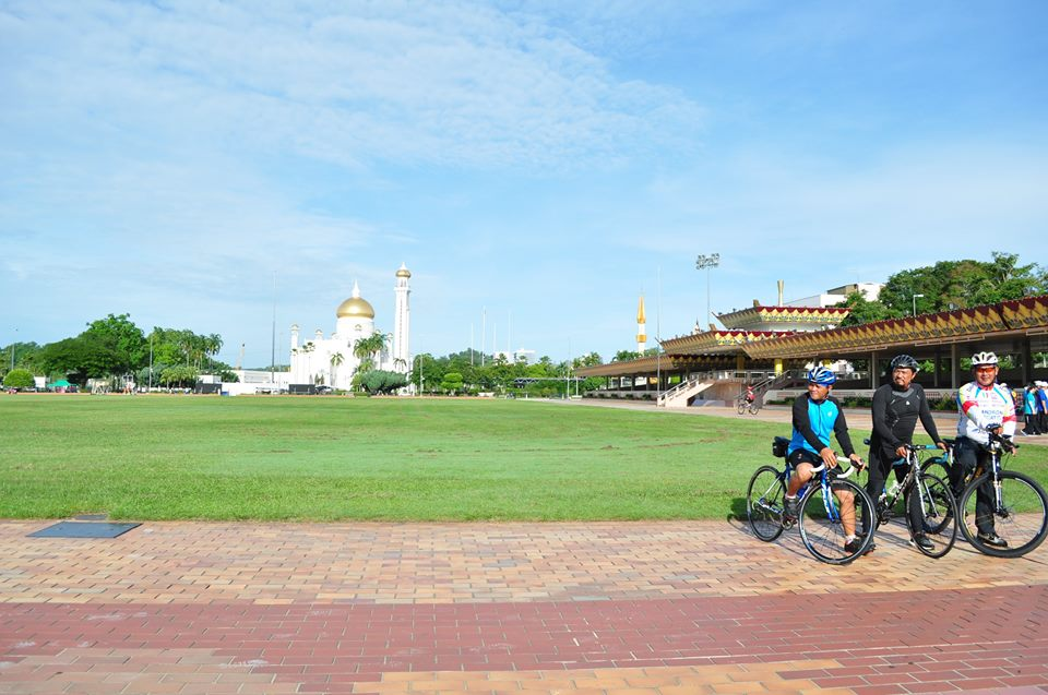 car free day brunei