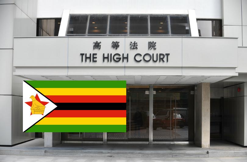 zimbabwe consulate high court