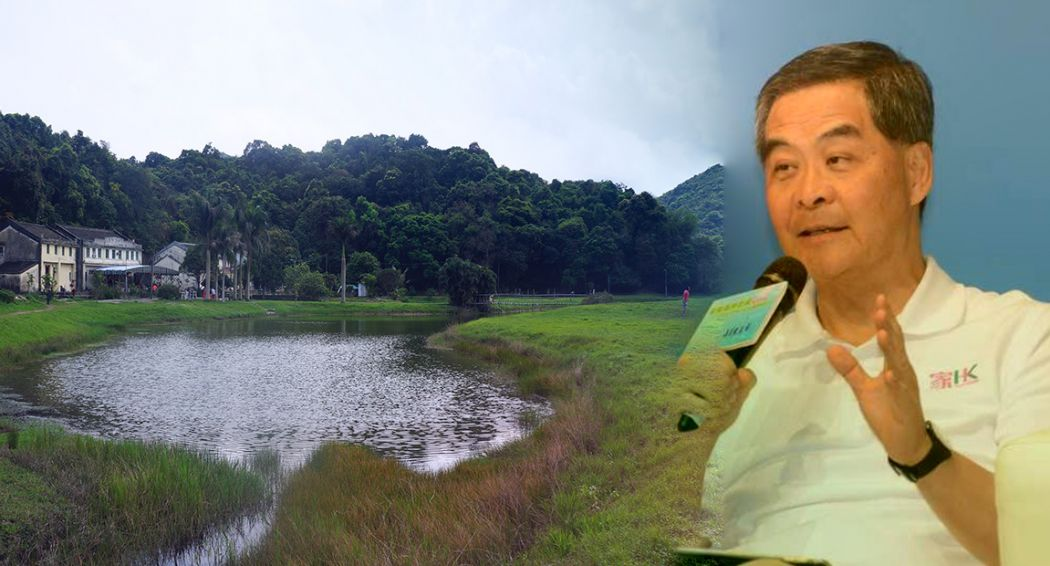 countryside cy leung