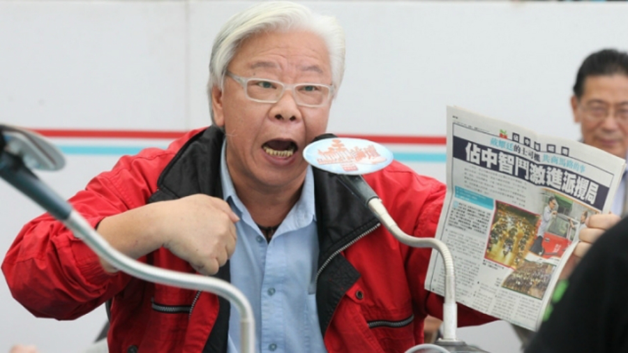 Top Chinese official rebukes Hong Kong lawmakers