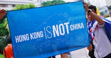 hk china independence