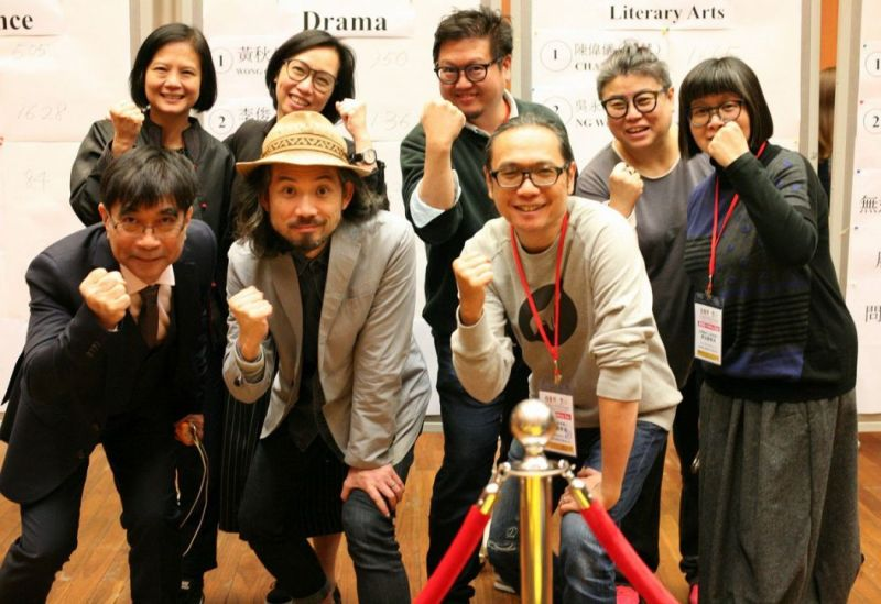 arts development council adrian chow