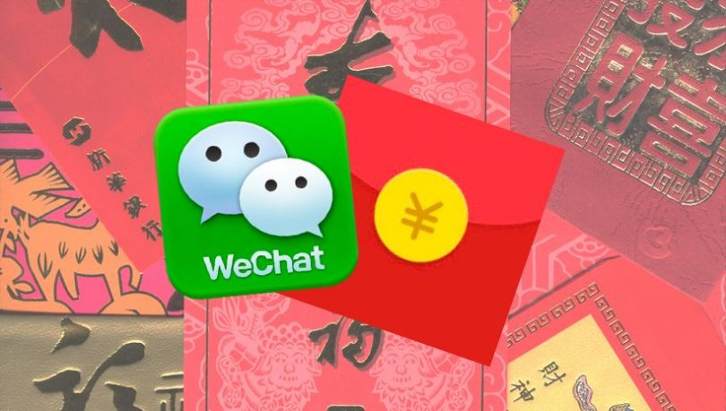 WeChat red packets