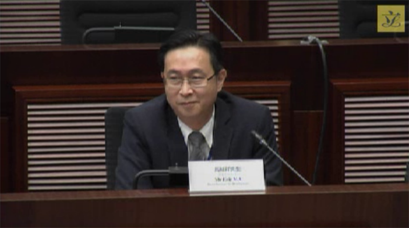 Eric Ma Siu-cheung
