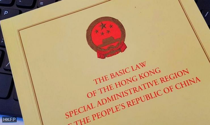 Article 40 hong kong basic law sexual harassment