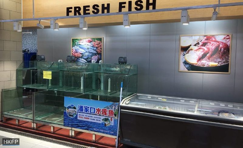 fresh fish beijing