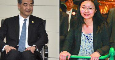 Leung Chun-ying Leung Chung-yan