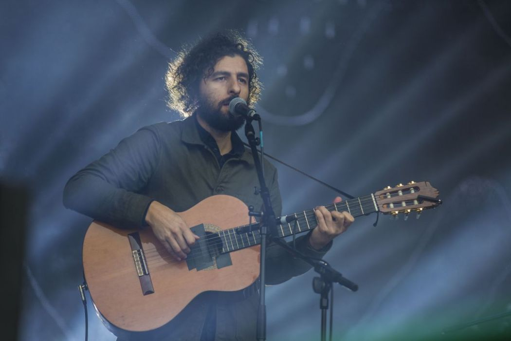 José González at Clockenflap.