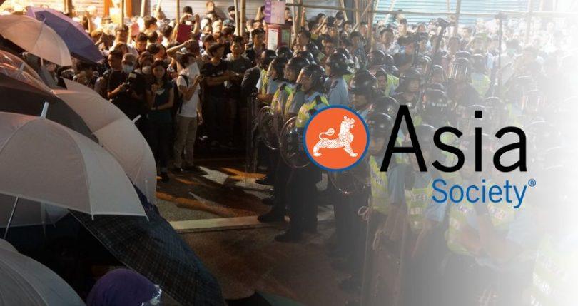 asia society umbrella movement film