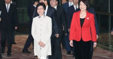 carrie lam starry lee