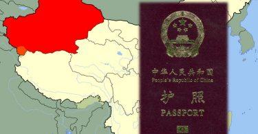 xinjiang passports