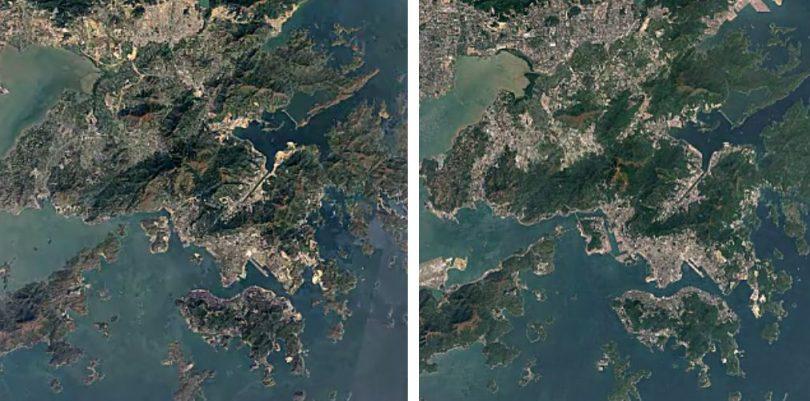 land reclaim hong kong 32 years