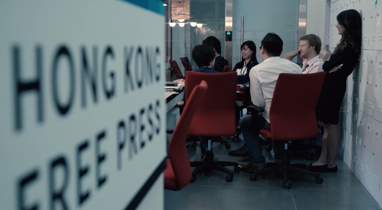 hong kong free press hkfp team