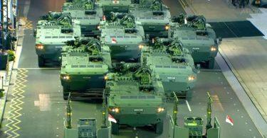 Terrex AV-81 Infantry Carrier Vehicle.