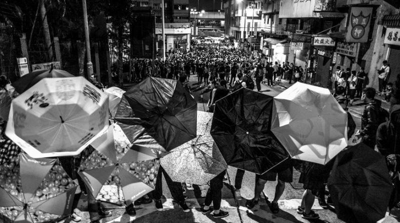 unrest sheung wan