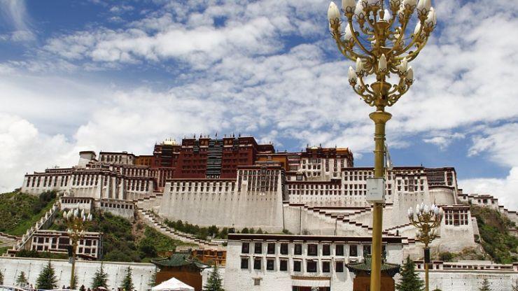 Lhasa. Photo: Pixabay.