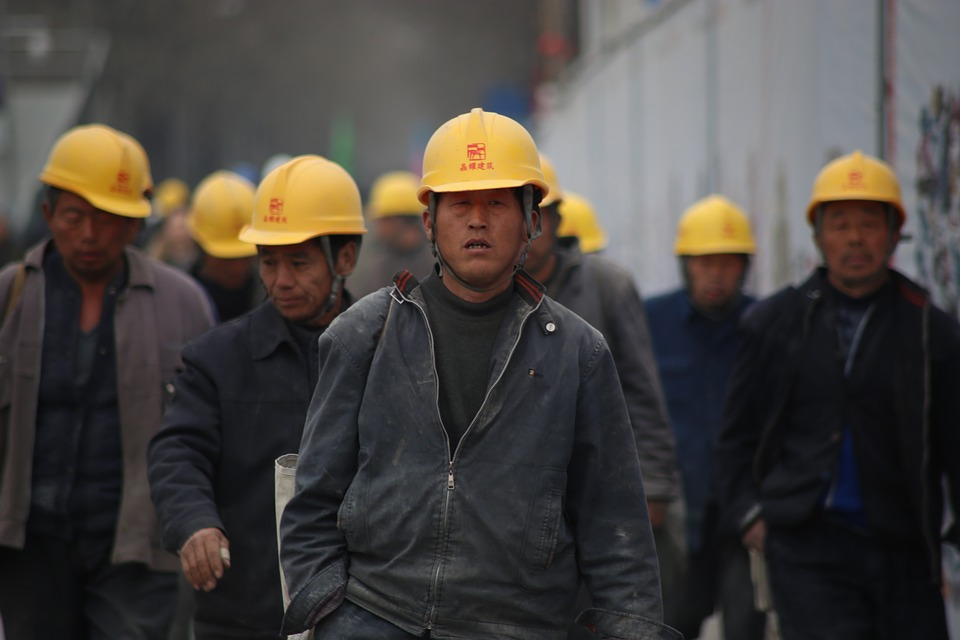 smog pollution china