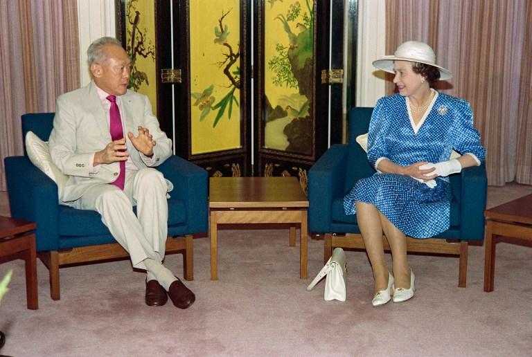 queen lee singapore
