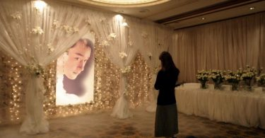 Leslie Cheung shrine