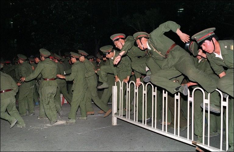 pla army beijing 1989