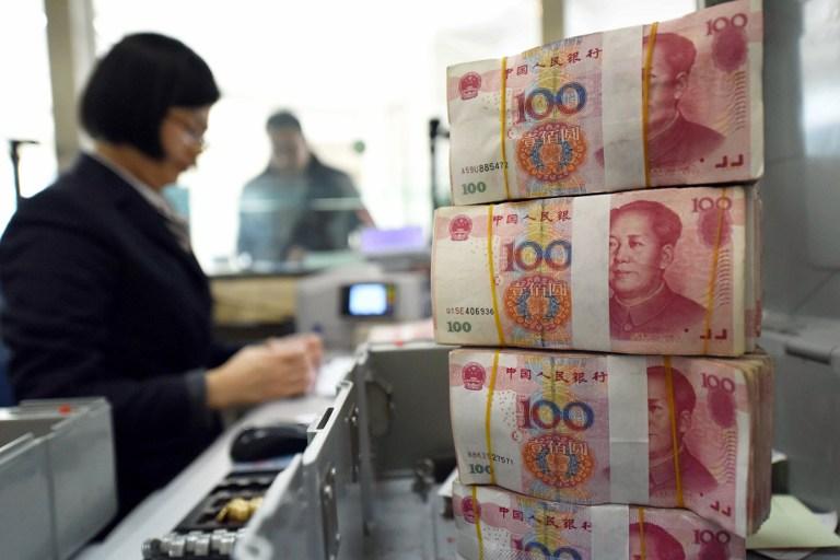 money china