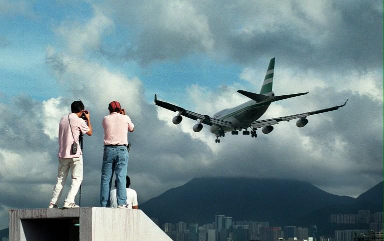 kai tak kowloon city closure