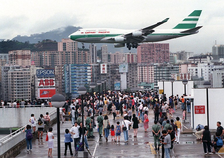 kai tak closure