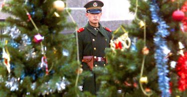 pla china christmas