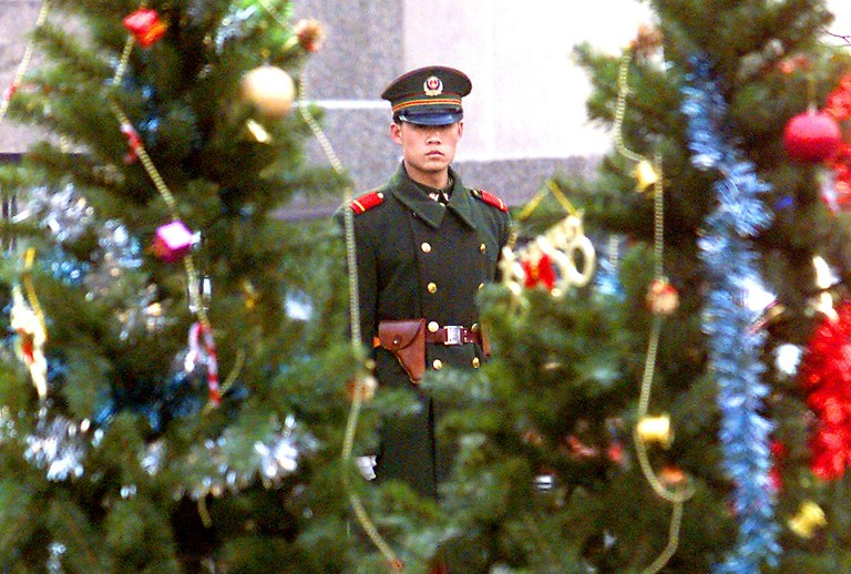 Christmas In China.Follow The Star A Brief History Of Christmas In Pre Reform