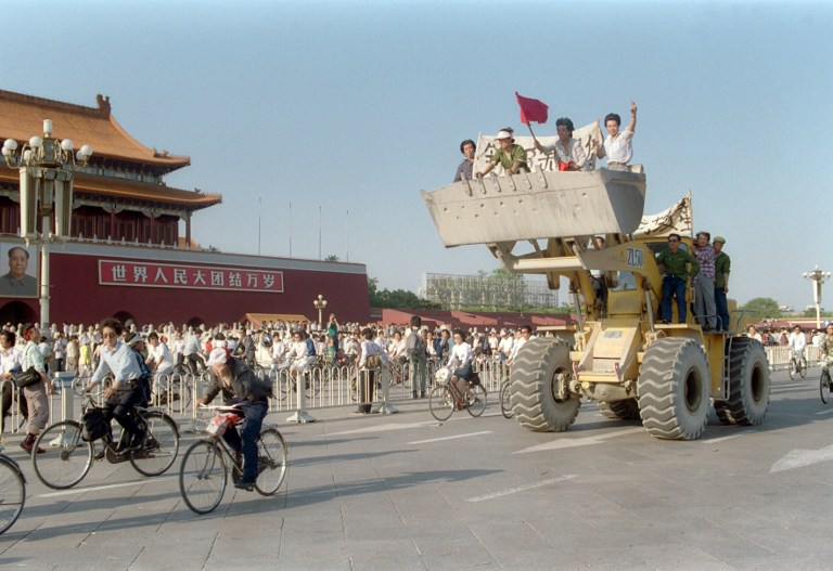 tiananmen massacre 1989 china