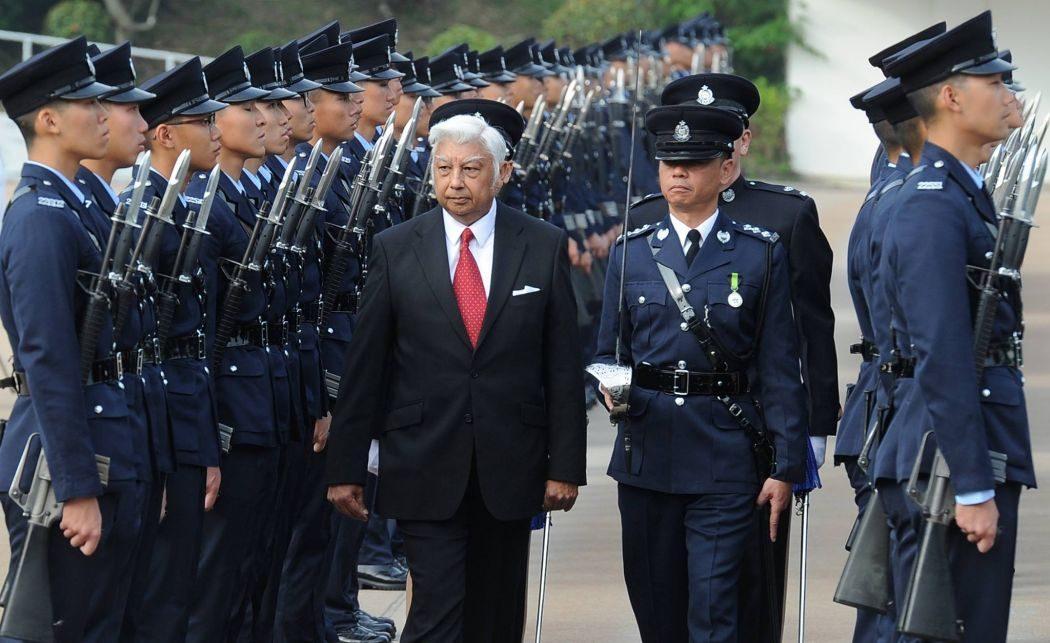 Mr Justice Azizul Suffiad surveillance