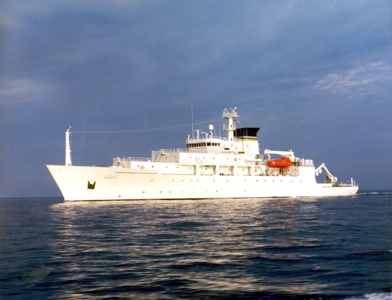china vessel