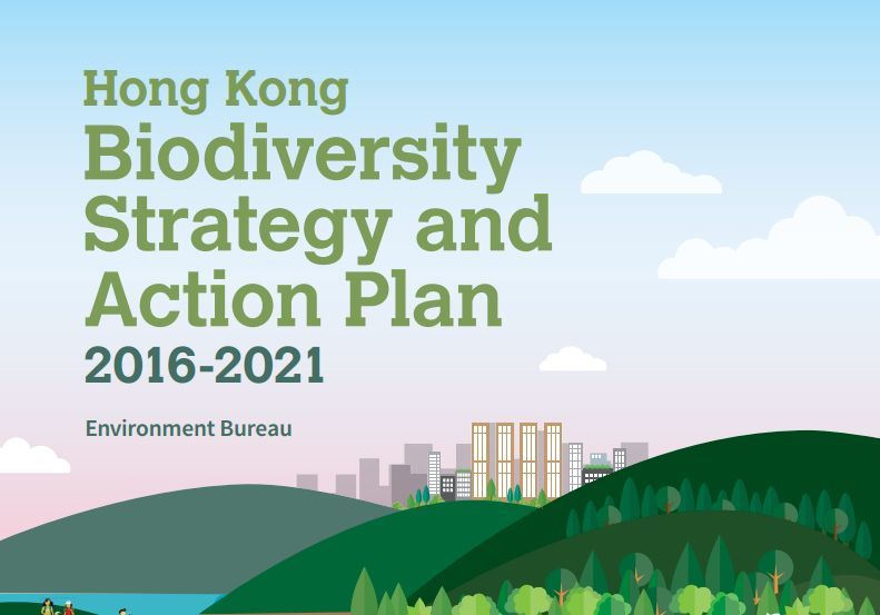 Biodiversity strategy and action plan hong kong