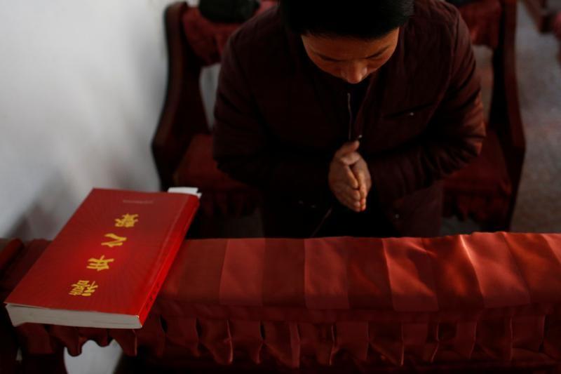 religion catholic china